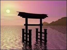 100 % des japonais se déclarent shintoistes, mais les 3/4 d'entre eux pratiquent aussi quelle religion ?