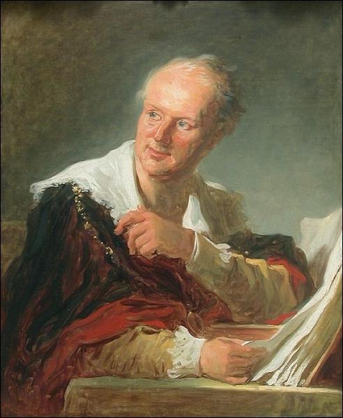 Denis Diderot, 1769