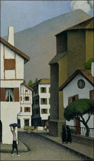 Vue de Saint-Jean-de-Luz, 1927