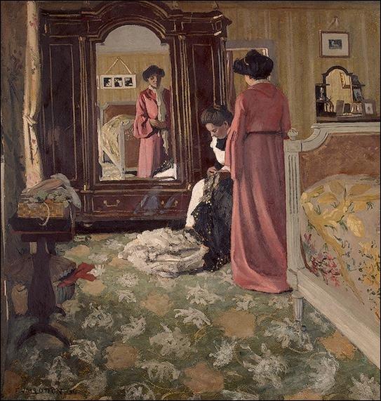Intérieur, 1903-1904