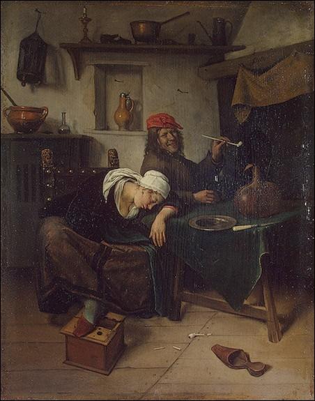 Les fainéants, 1660