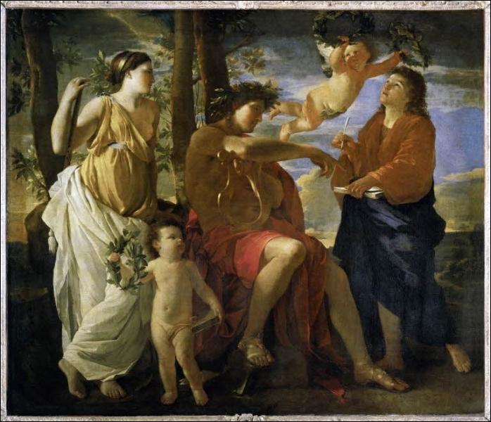 L'Inspiration du Poète, 1629-1630
