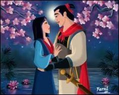 Mulan se marie-t-elle à la fin du film ?