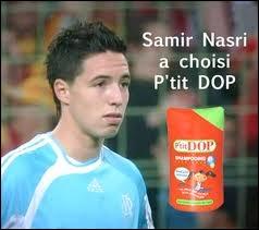 Quel est le slogan de la marque  DOP  ?