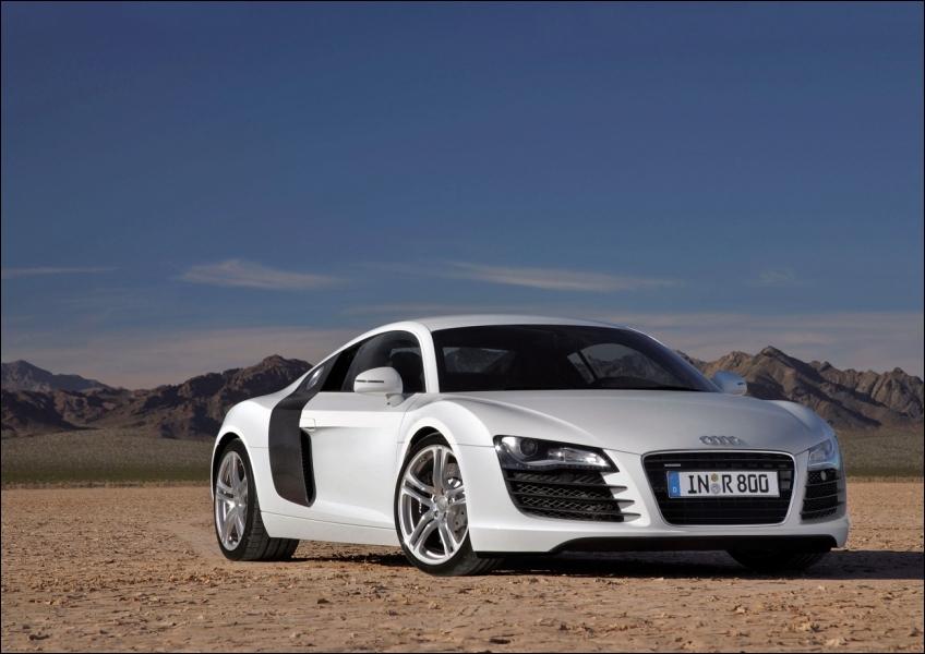 Une Audi, une BMW ou une Mercedes ?