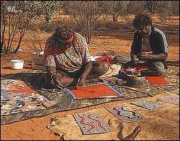 L'art aborigène est multiple (dessins, musique). L'art pictural est d'une infinie variété et très apprécié pour son esthétisme, sa créativité. Qu'appelle-t-on art aborigène ?