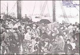 Le hollandais Jansz y accoste, 1er européen, en 1606, Cook en 1770 la proclame colonie anglaise. Les  squatters  s'emparent des terres sans titre de propriété. Que signifie ce terme ?