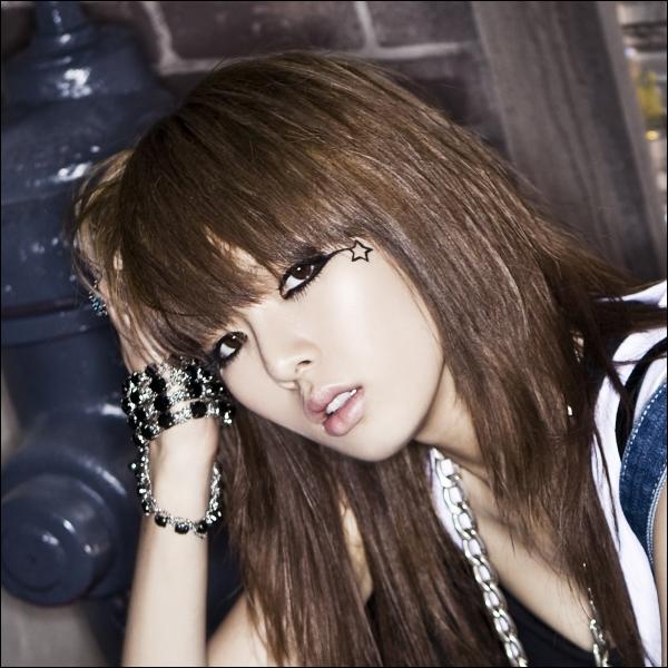 Quel titre appartient a la belle HyunA ?