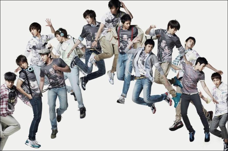 Quel titre appartient aux Super Junior ?