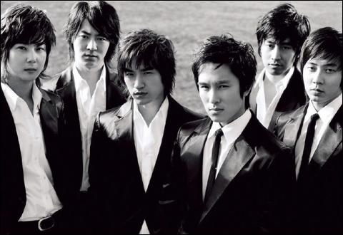Quel titre appartient aux Shinhwa ?
