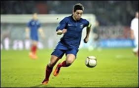 Nasri a déjà porté le brassard de capitaine avec l'Equipe de France. Face à quelle équipe et quel jour était-ce ?