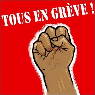La loi __________ faire la grève.