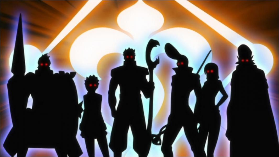 Qui sont les membres de la Légion ?