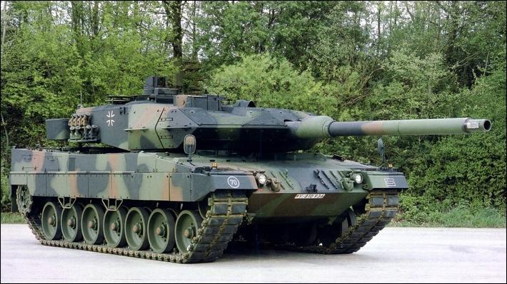 Quel est ce char d'assaut allemand ?