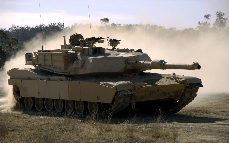Quel nom porte ce très célèbre char d'assaut américain ?