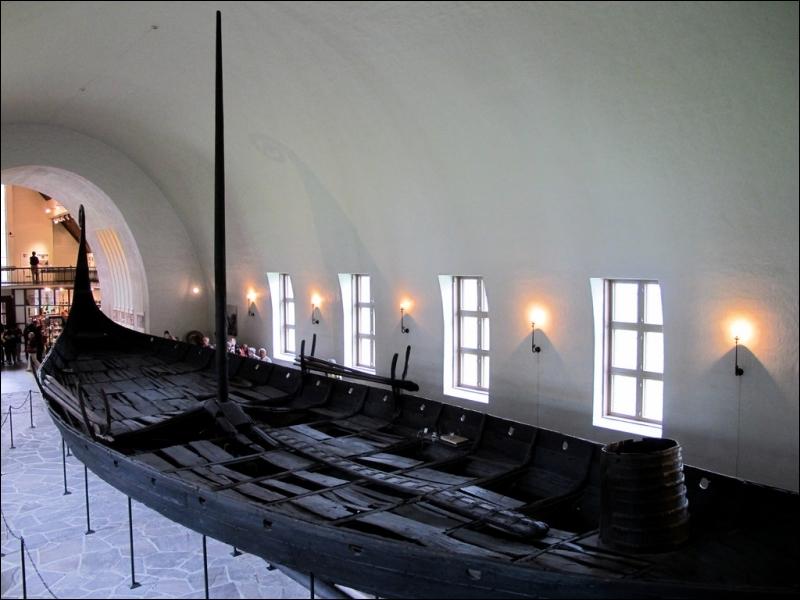 On peut l'admirer dans le musée d'une capitale nordique !