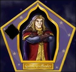 Quel est le numéro de la carte de Godric ?