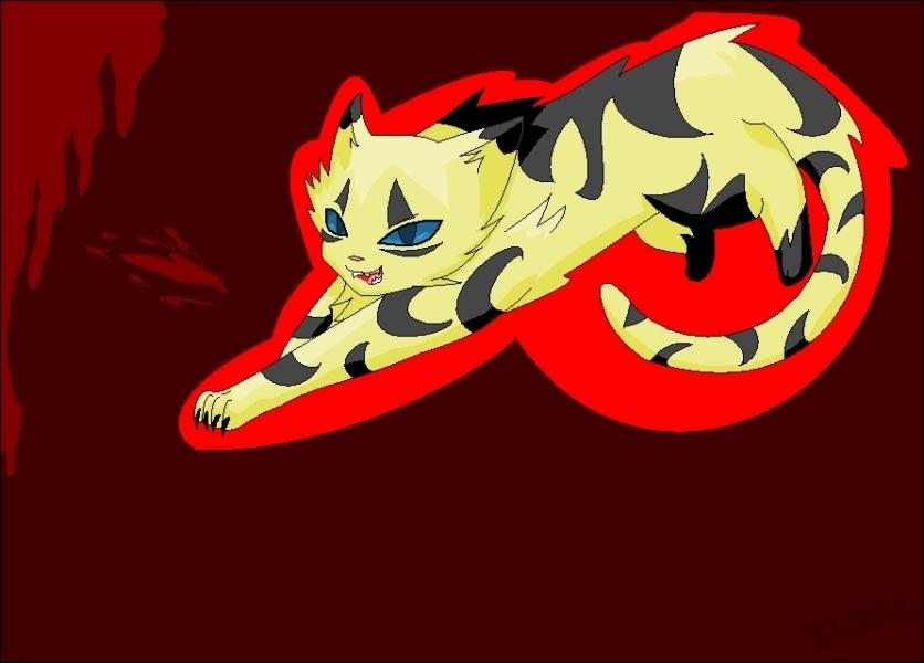 Qui est ce chat ? (Clan du Tonnerre)