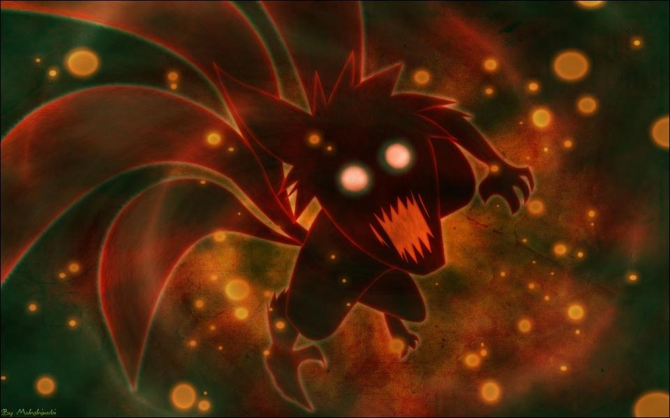 Comment s'appelle le démon enfermé dans le corps de Naruto ?