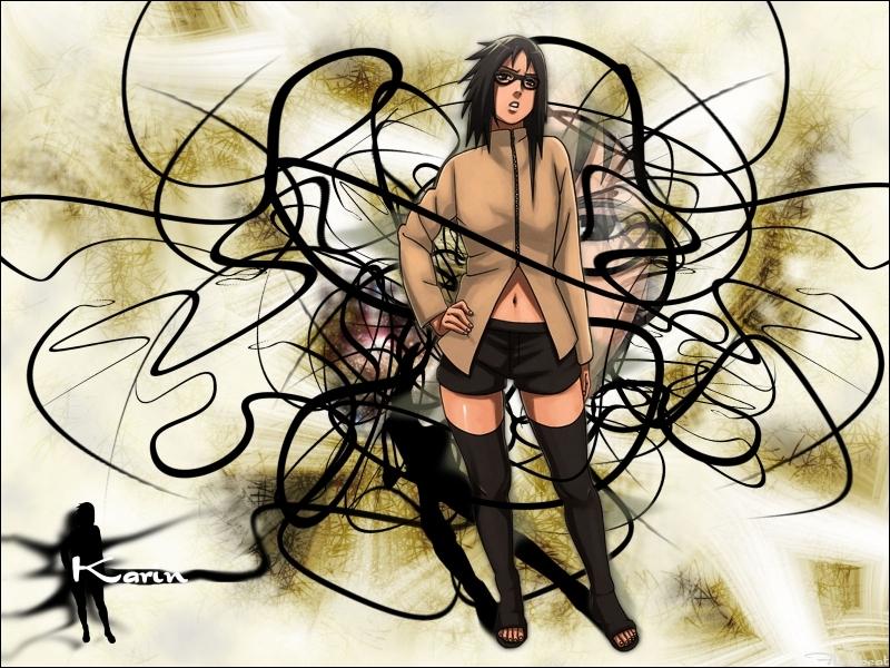 Qui est amoureuse de Sasuke ?