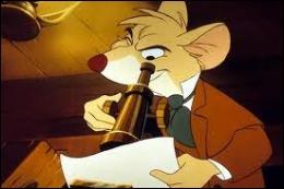 Comment s'appelle la souris détective privé ?