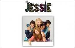 """Sur quelle chaîne peut-on voir la série """"Jessie"""" ?"""