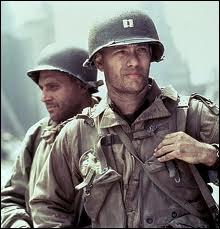Tom Hanks débarque sur les côtes normandes en Juin 1944, pour une mission bien particulière, celle de ramener le dernier soldat vivant d'une fratrie décimée par la guerre... Laquelle ?
