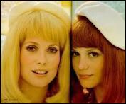 Les soeurs Garnier sont des artistes à Rochefort. L'une est musicienne l'autre danseuse. L'une est Solange, l'autre est Delphine. Laquelle est la musicienne ?