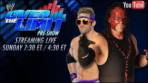 Qui est le vainqueur entre Zack Ryder vs Kane ?