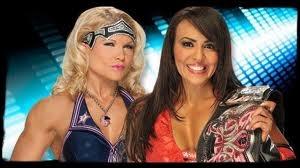 Qui a gagné entre Layla et Beth Poenix pour le  Divas Championship  ?
