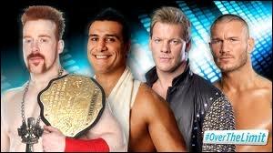 Qui gagne la  Fatal 4-Way  match entre Randy Orton vs Chris Jericho vs Alberto Del Rio vs Sheamus pour  World Heavyweight Championship  ?