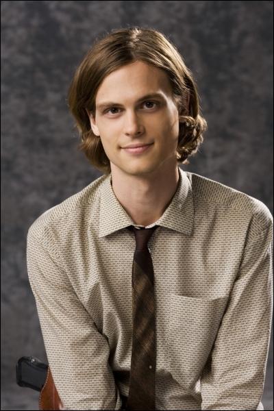 Des personnalités en photo (4)   : Je me prénomme Spencer Reid dans une série diffusée sur TF1.