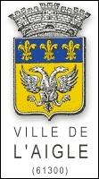 La ville de L'Aigle (Orne)  : Depuis 2010, la ville de L'Aigle est âgée de :