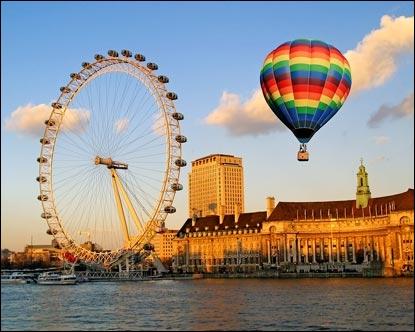 Qu´appelle-t-on l´œil de Londres (The London Eye) ?