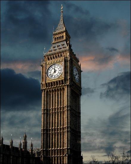 Avant d´être le surnom de la tour de l´horloge, que désignait plus particulièrement Big Ben ?