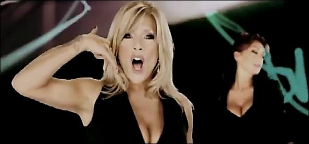 Du clip de quelle chanson de Samantha Fox est extraite cette image ?