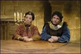 Qui sont Léodagan et sa femme, Séli pour le roi ?