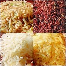 Du riz :