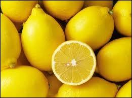 Un citron :