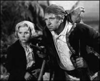 Quel est l'enfant qui a interprété l'un des premiers Jim Hawkins au cinéma dans l'adaptation de 1934 (puis est devenu un acteur célèbre par la suite) ?