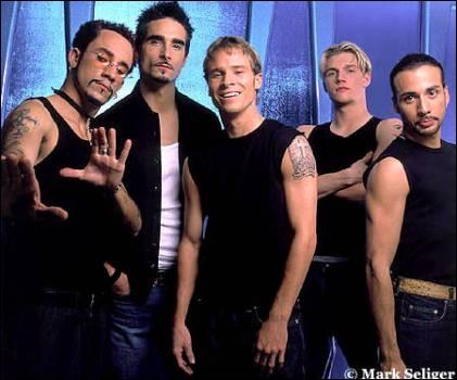 Boys Band américain, les...