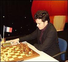 Grand maître international d'échecs de nationalité française. Etienne...