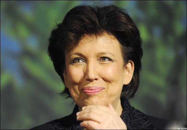 Femme politique Française. Roselyne...
