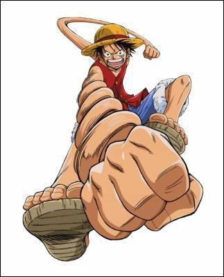 De quelle façon le combat entre Baggy et Luffy se termine-t-il ?