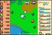 Est-il possible, dans  Sonic Advance  et dans les autres jeux de Sonic sur la GBA où le Tiny Chao Garden est présent, de faire évoluer un Chao au niveau du physique ?