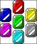 Comment s'appellent les émeraudes qui permettent à Blaze de se transformer ?