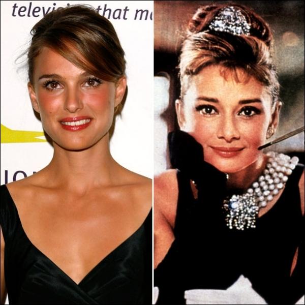 L'actrice de gauche, toute jeune, fut révélée dans  Léon  avec Jean Reno !