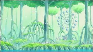 Comment s'appellent les arbres de Sabaody ?