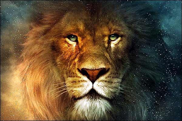 Comment s'appelle le lion ?