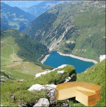 Fromage au lait cru de vache à pâte pressée cuite. Ce fromage produit principalement dans une haute vallée de Savoie, a été surnommé le « Prince des gruyères » par Brillat-Savarin ... .